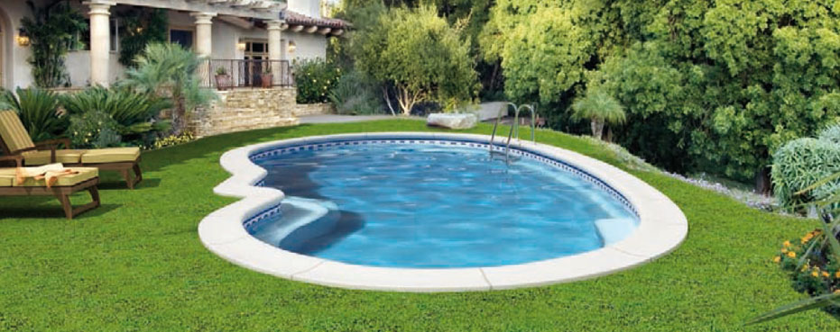 Fabricaci n e instalaci n de piscinas en chalets for Construccion de piscinas en malaga